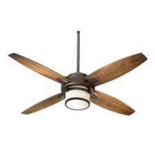 "<strong>Quorum</strong> 52"" Alta 4 Blade Ceiling Fan"