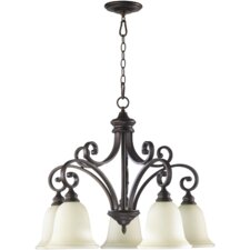 Bryant 5 Light Nook Chandelier