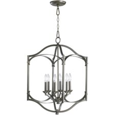 Atwood 6 Light Foyer Pendant