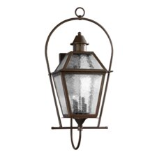 French Quarter 4 Light Outdoor Wall Lantern