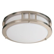 Light Circular Flush Mount