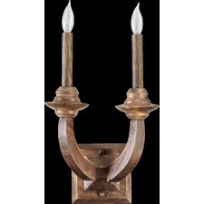 Telluride 2 Light Wall Sconce