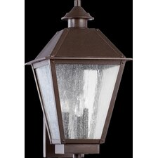 Emile 3 Light Outdoor Wall Lantern