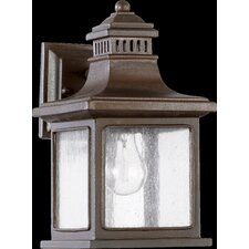 Magnolia 1 Light Outdoor Wall Lantern