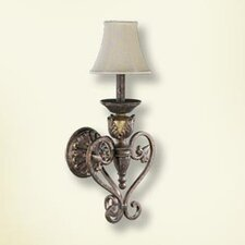 Tessera 1 Light Wall Sconce