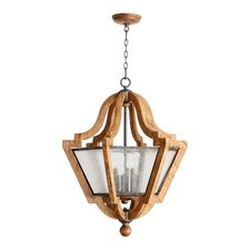 Ashford 6 Light Round Foyer Pendant
