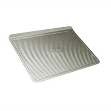 "<strong>USA Pans</strong> 10"" x 14"" Cookie Sheet with Americoat"