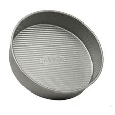 "<strong>USA Pans</strong> 9"" Round Layer Cake Pan with Americoat"