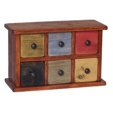 <strong>2 Day Designs, Inc</strong> Multi Drawer Spice Box