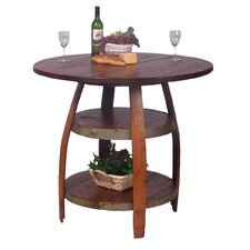<strong>2 Day Designs, Inc</strong> Barrique Pub Table