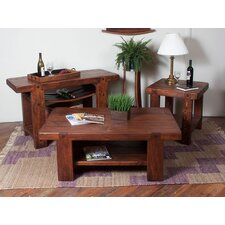 <strong>2 Day Designs, Inc</strong> Russian River Coffee Table Set