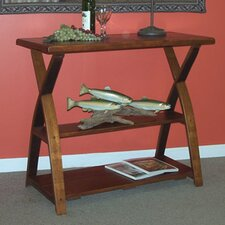 <strong>2 Day Designs, Inc</strong> Traversa Console Table