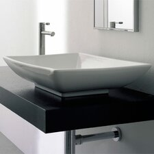 Kylis Above Counter Bathroom Sink