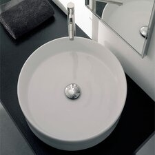 <strong>Scarabeo by Nameeks</strong> Geo Above Counter Bathroom Sink