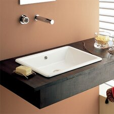 <strong>Scarabeo by Nameeks</strong> Gaia Built-In Bathroom Sink