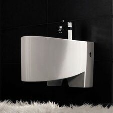 <strong>Scarabeo by Nameeks</strong> Zefiro Wall Mount Bidet