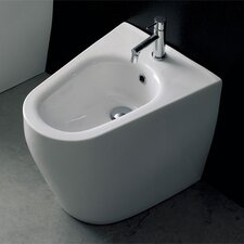 "Tizi 15.7"" Elongated Floor Mount Bidet"