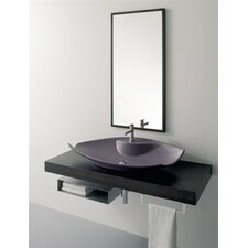 "Line 19.7"" x 3.9"" Bathroom Shelf"