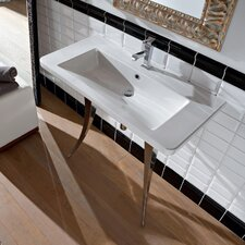 <strong>Scarabeo by Nameeks</strong> Butterfly Bathroom Sink