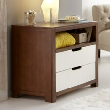 <strong>Nursery Smart</strong> Oslo 2 Drawer Dresser
