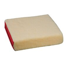 DMI® Polyfoam Standard Fleece Wheelchair Cushion
