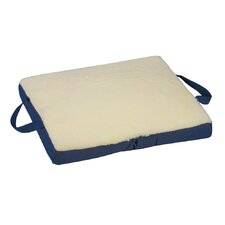 <strong>Briggs Healthcare</strong> DMI® Gel/Foam Fleece Flotation Cushion