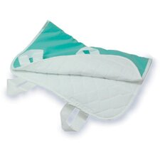 4-Ply Quilted Sheet Protector with Straps