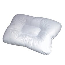 Stress-Ease Support Pillow in White