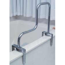 HD Steel Sloping Safety Bath Tub Bar