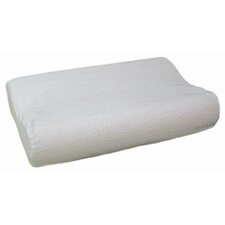 <strong>Briggs Healthcare</strong> Radial Cut Memory Foam Pillow