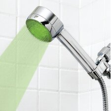 Health Smart LumaTemp LED Shower Head