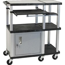 Tuffy 70 Series Large Work Surface Presentation Station