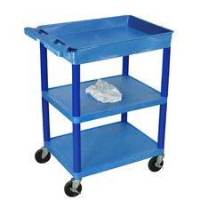 Three Shelf Utility Cart