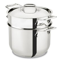 <strong>All-Clad</strong> 6-qt. Pasta Pot with Lid