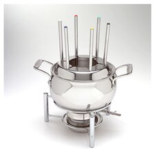 3-qt. Fondue Pot with Ceramic Insert