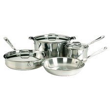 Copper Core 7 Piece Cookware Set