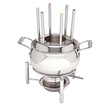 3 Qt. Fondue Pot with Ceramic Insert