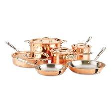 c2 Copper Clad 10 Piece Cookware Set