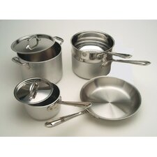 Master Chef 9 Piece Cookware Set