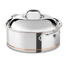 Copper-Core 6-qt. Round Roaster