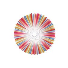 <strong>Axo Light</strong> Muse Multicolor Ceiling Light (E26 Fluorescent)
