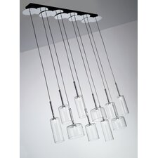 <strong>Axo Light</strong> Spillray 10 Light Chandelier