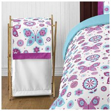 <strong>Sweet Jojo Designs</strong> Spring Garden Laundry Hamper