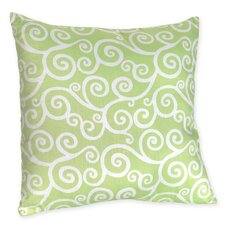 <strong>Sweet Jojo Designs</strong> Olivia Decorative Pillow with Scroll Print