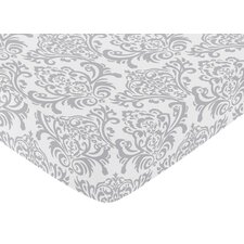<strong>Sweet Jojo Designs</strong> Avery Fitted Crib Sheet