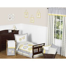 Mod Garden Toddler Bedding Collection