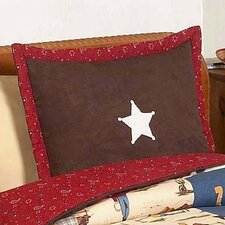 <strong>Sweet Jojo Designs</strong> Wild West Cowboy Standard Pillow Sham
