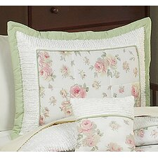Riley's Roses Standard Pillow Sham