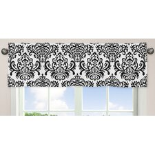 "Isabella Rod Pocket Tailored 54"" Curtain Valance"