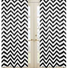 Chevron Window Treatment Collection